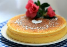 my bare cupboard: Easy Japanese soufflé cheesecake