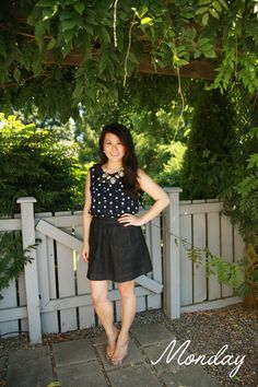 I am Style-ish {Seattle Fashion and Beauty Blog}: Weekly Outfits: Hot and Cold