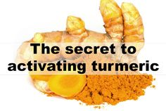 Activating Turmeric
