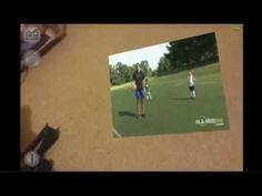 Using Aurasma augmented reality in PE