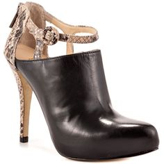 Yours Only - Black Leather  Enzo Angiolini