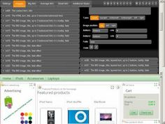 HOW TO CONTROL THE ixt26, ..., ixt33 WIDGETS :: PrestaShop CPanel by IXThemes 7.0