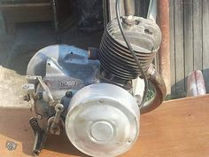 Monet Goyon 98cc Engine