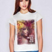 Tricou Better Make Mistakes How To Make, T Shirt, Tops, Women, Fashion, Atelier, Moda, Tee Shirt, Fashion Styles