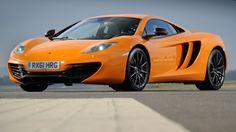 2014 McLaren 12C