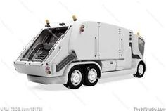 Future Garbage Truck