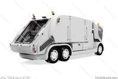 Future Garbage Truck