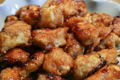 Sweet and sour kyckling Food In French, Asian Recipes, Ethnic Recipes, Swedish Recipes, Recipe For Mom, Love Food, Food Inspiration, Food To Make, Chicken Recipes