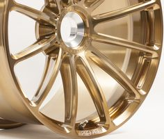 The Forgeline one piece forged monoblock GT1 centerlock finished in our new…