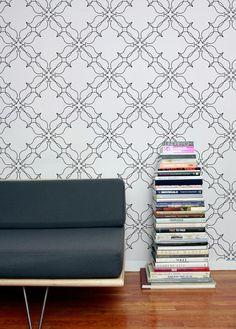 Aimee Wilder - Loops Wallpaper at 2Modern