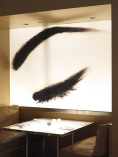 Katsuya Brentwood Restaurant, Los Angeles designed by Philippe Starck