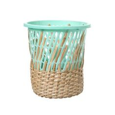 Cool laundry basket!