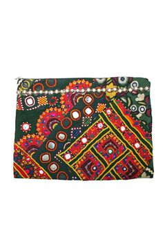 Gaspe||Simone Camille Ethnic Bag, Vintage Clutch, Diamond Pattern, Continental Wallet, Purses, Clutches, Totes, Shops, Bags