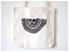 Papirklipp is a print-based endeavour specializing in blockprints and other traditional printmaking techniques. Reusable Tote Bags, Fashion, Moda, Fasion, Trendy Fashion, La Mode