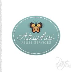 Logo Design for Atawhai Abuse Services, Three Lakes Clinic (TLC), Rotorua, NZ