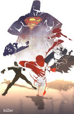 justice league :D