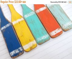Hey, I found this really awesome Etsy listing at https://www.etsy.com/listing/205353997/pre-cyber-sale-wooden-oar-wood-oar