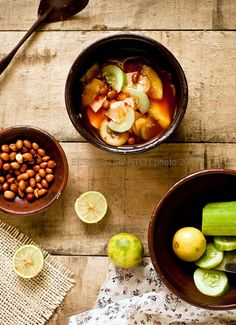Asinan  (by Elsye Suranto) is a pickled (through brined or vinegared) vegetable or fruit dish, commonly found in Indonesia.
