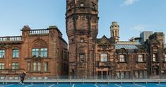 This scrappy Scottish city is clawing its way back from decay, restoring its wealth of historic landmarks and repurposing them as glamorous restaurants, art galleries and hotels.