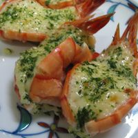 ☆Grilled Shrimp With Mayonnaise☆ Made in a Toaster Oven