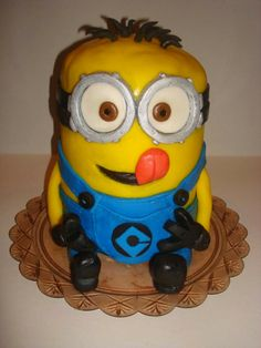 Cakes constructed ​​from sugar paste: 3D τρισδιάστατες τούρτες με ζαχαρόπαστα
