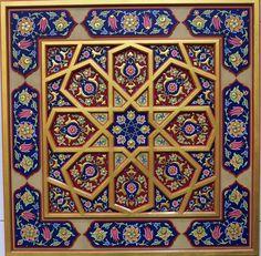 Hattat - Nakkaş abdulkerim öztürk   Cami nakışı, hat yazıları, duvar tavan süslemeleri, kalem işi nakış