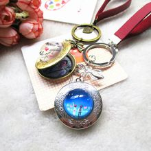 Modest 1pc New Trendy Zinc Alloy Silver Plated Blue Evil Eye Keychain Elephant Pendant Keychain For Friends Familys Keychain Gift Jewelry Sets & More
