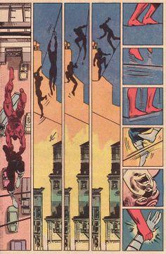 Daredevil #181 by Frank Miller