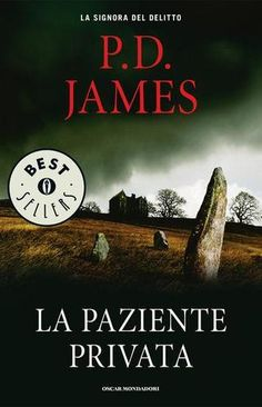 La #paziente privata  ad Euro 6.99 in #Maria grazia griffini p d james #Book thriller