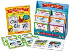 Folk & Fairy Tales Easy-Readers Library