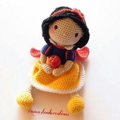 ❄️ Snow White amigurumi