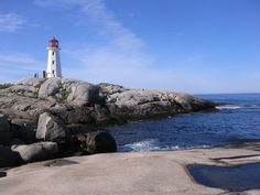 Peggy's Cove is part of Nova Scotia , one of the maritime provinces and is in eastern Canada.