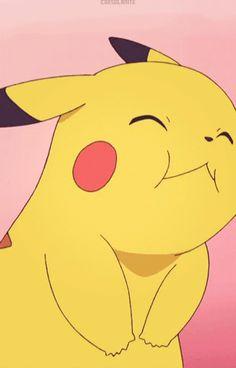 I love you so much Pikachu ❤ Pokemon Gif, Pokemon Charmander, Pikachu Art, Cute Pikachu, All Pokemon, Pokemon Cards, Pokemon Fusion, Kawaii Chibi, Cute Chibi