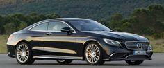 Концерн Daimler показал самую мощную версию  Mercedes S65 AMG Coupe