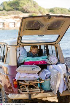 Ervaar dat heerlijke, onbezorgde zomergevoel met het nieuwe thema Ramatuelle Beach van Rivièra Maison