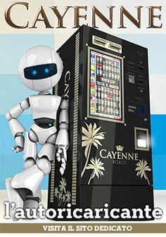 CayenneRobot
