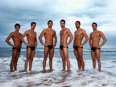 London 2012: Australian Men's Swim Team