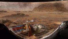 가상현실로 '화성 생존 체험'을… -테크홀릭 http://techholic.co.kr/archives/63042