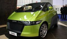 Webtusk electric SUV
