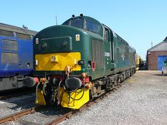 37411 at the Eastleigh 100 event