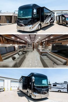 The Forest River XLT is the peak of modern luxury If you're wanting to hit the road in style, then look no further. This Class A will surely have the amenities you need to ensure you're comfortable, no matter where you are. Visit this model at RV, today! Class A Motorhomes, Motorhomes For Sale, Luxury Bus, Modern Luxury, Marathon Coach, Luxury Motorhomes, Rv Bus, Class A Rv, Airplane Photography