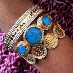 bracelets by Anna Beck