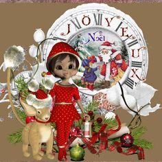 nooeell44.gif Gifs, Merry Christmas, Christmas Ornaments, Gif Animé, Holiday Decor, Home Decor, Noel, Christmas Parties, Merry Little Christmas