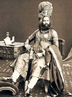 Maharaja of Panna