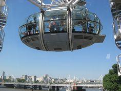London Eye Capsule by Pikakoko, via Flickr