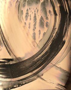 Birgit Blyth - Untitled 6 Chemigram Monoprint, Carrie Haddad Gallery