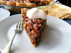 The Bojon Gourmet: Maple Bourbon Pecan Pie
