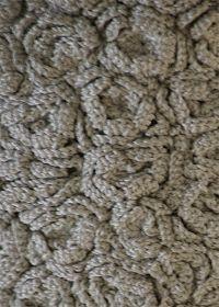 crochetmestres crochetmes3: 202 rosas de crochet para un bustier