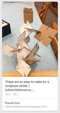 RF_FF_cardboardsculptures