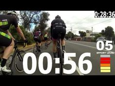 60 Minute Indoor Trainer Workout - YouTube